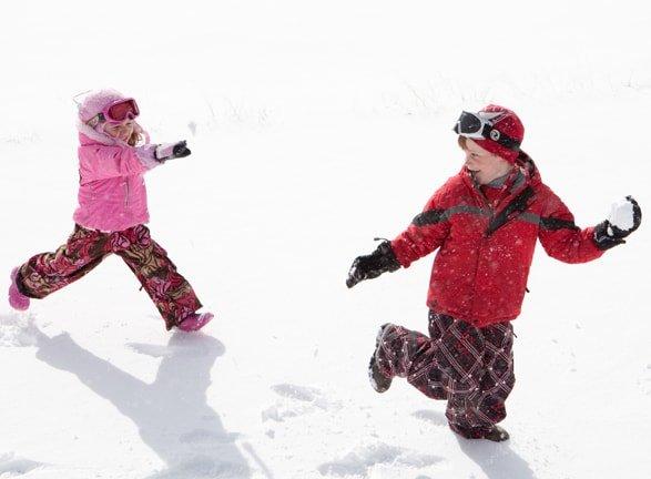 Thredbo snowballs fly furtherlr