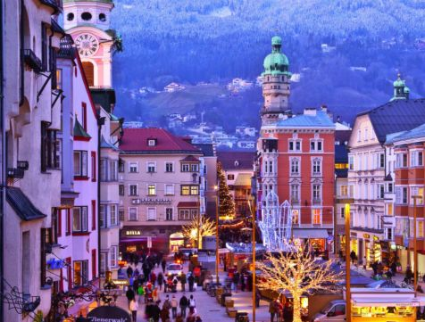 BeFunky Innsbruck xmas