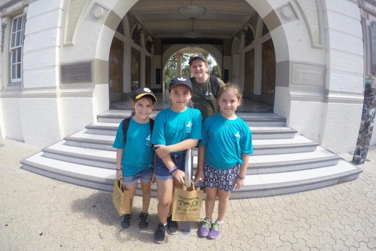 Taronga Zoo Junior Keeper for a Day Experience