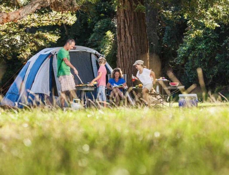 The Basin campground Ku ring gai National Park credit David Finnegan crop