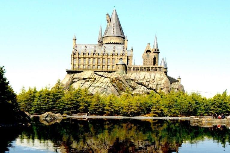 Hogwarts Exploring the Wizarding World of Harry Potter at Universal Studios Japan