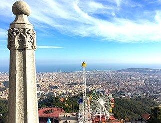 Tibidabo views Thumbnail