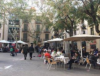 Eating in Spain