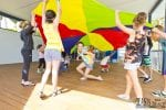 BIG4 Easts Beach Krazy Kidz Club Parachute Game 1
