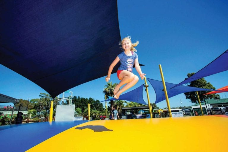BIG4 Traralgon Holiday Park in Victoria