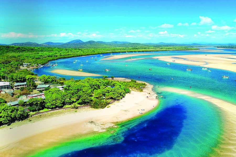 agnes water. image mark fitz tourism and events queensland