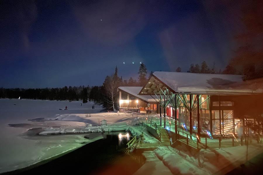 arctic sauna world