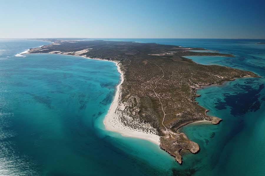 cape ransonnet on dirk hartog island. image will wardle