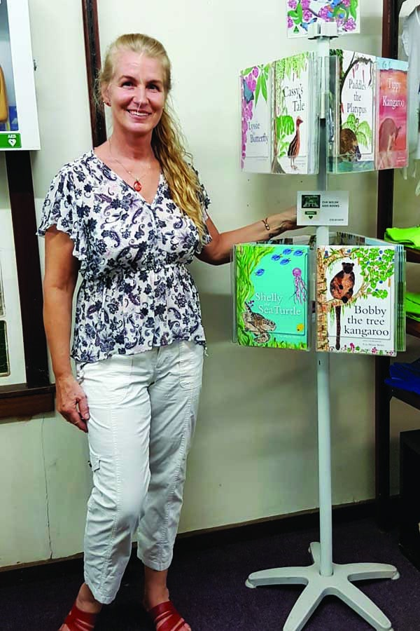 childrens book author eva welsh 1