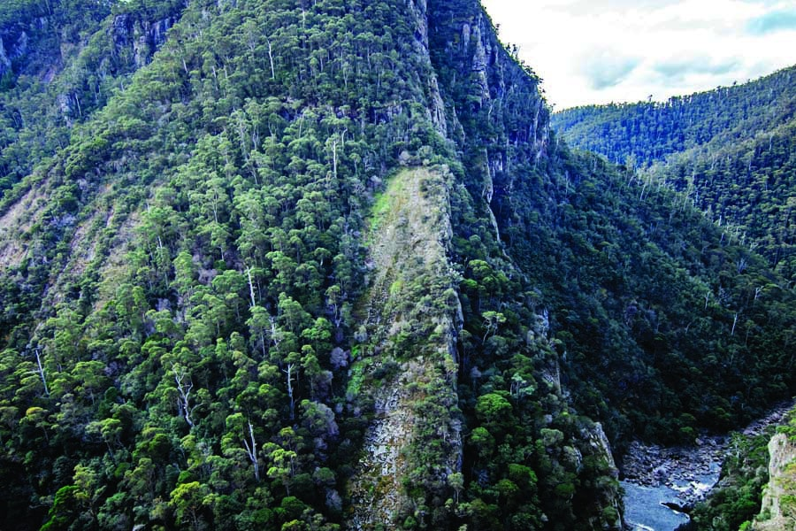 leven canyon. image s group