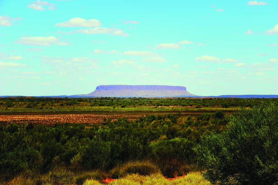 mount conner. image tourism nt sarena hyland