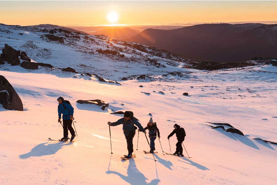 thredbo backcountry tour nsw