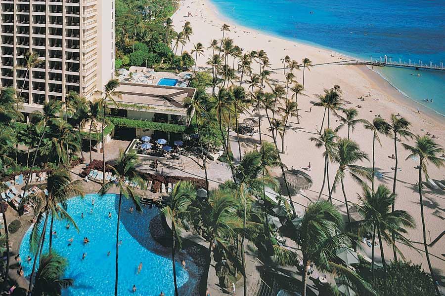 hilton hawaiian village waikiki beach resort image hilton hotels and resorts