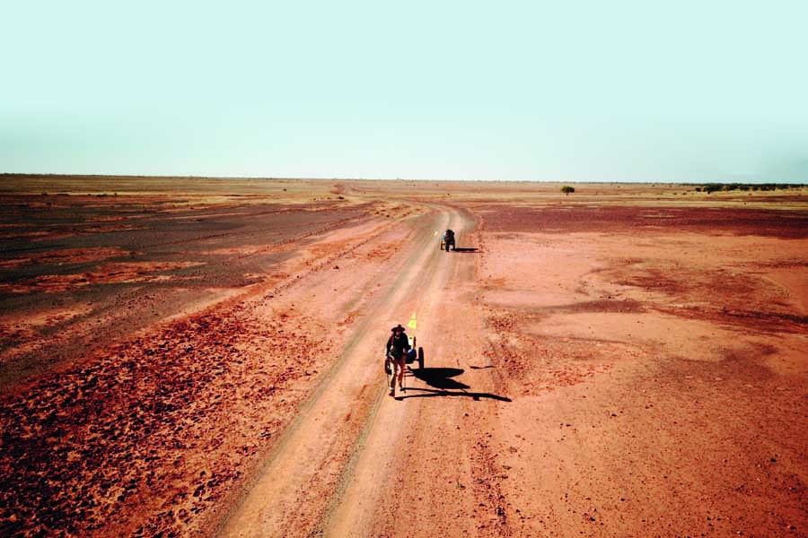 crossing the outback is touring with the banff film festival