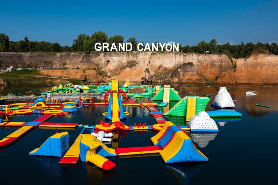 grand canyon water park in chiang mai 1