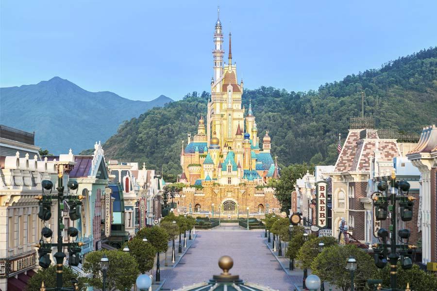 hong kong disneyland resort 15th anniversary celebrations1