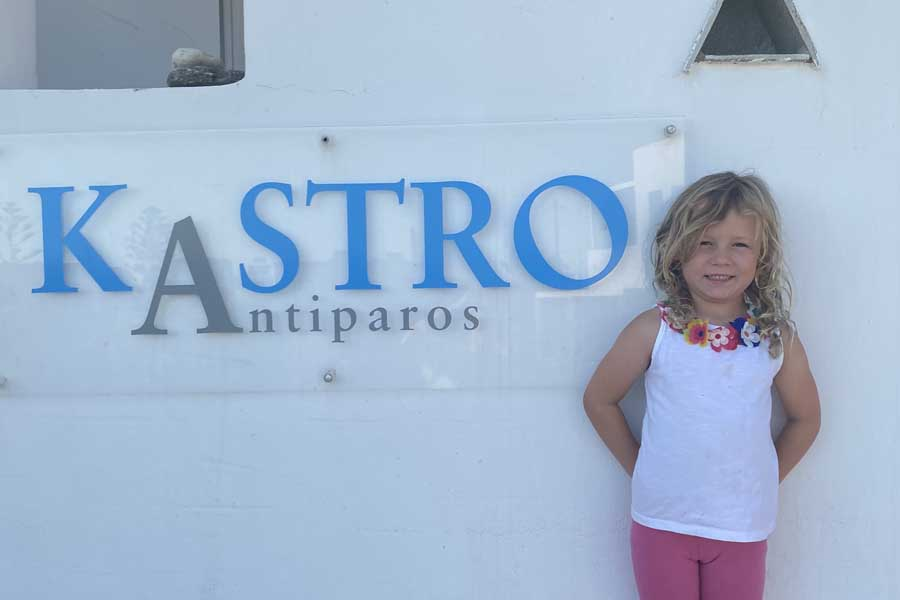 hotel kastro antiparos was the family ideal with a pool refurbished rooms and six chic new suites some with a plunge