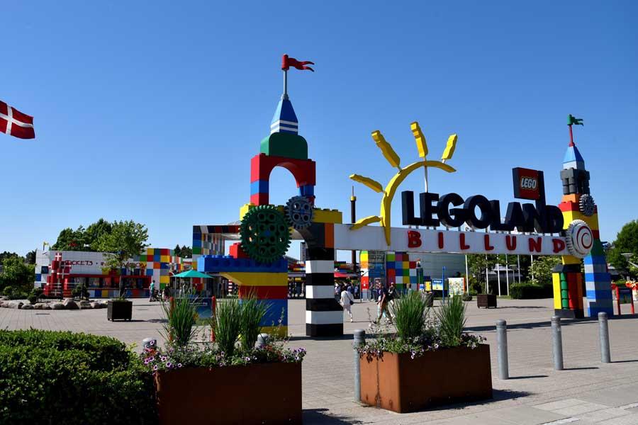 legoland billund resort in denmark