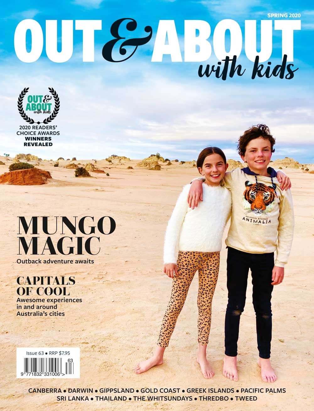 out and about with kids issue 63