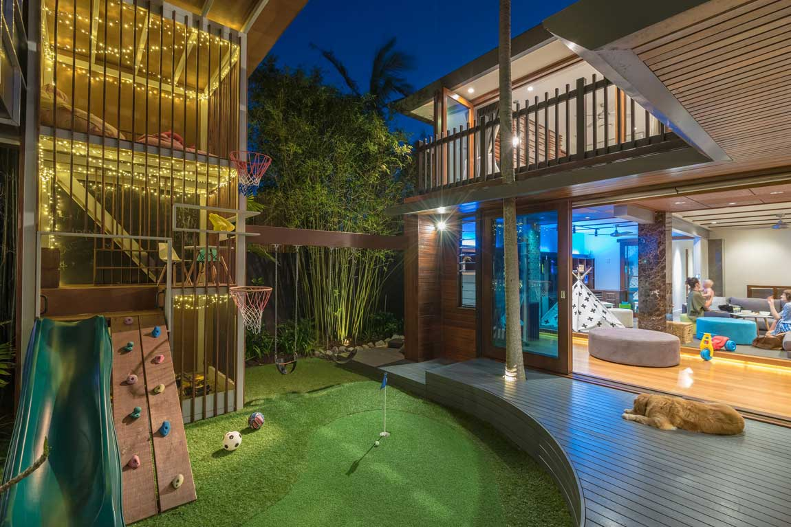 stayz family holiday homes