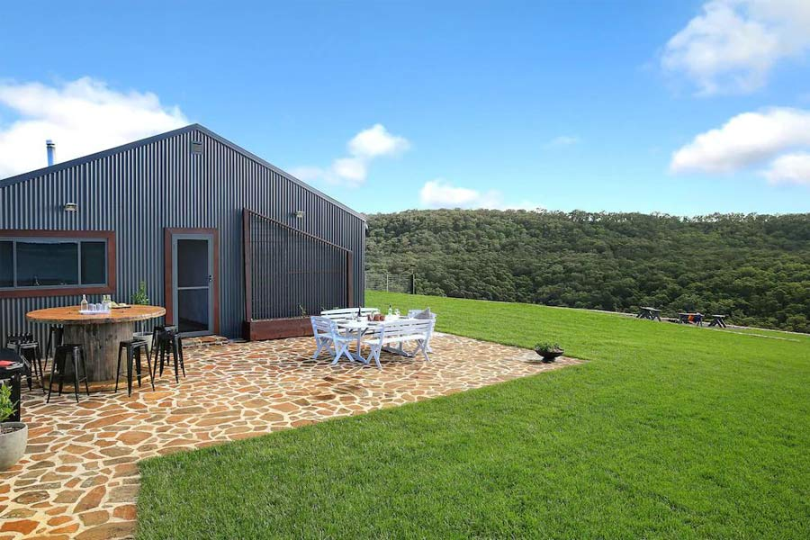 stayz top 10 holiday homes elouera farm