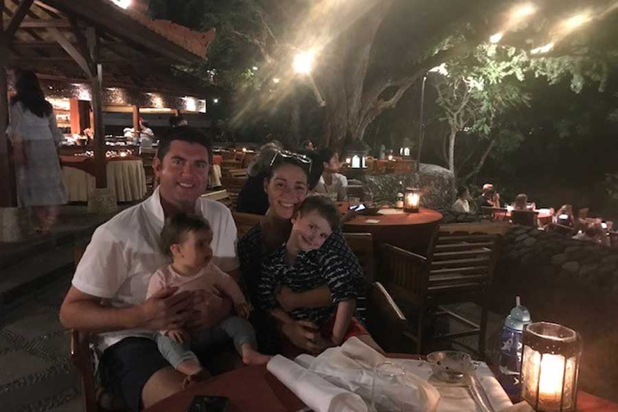 low res gian and her family in bali