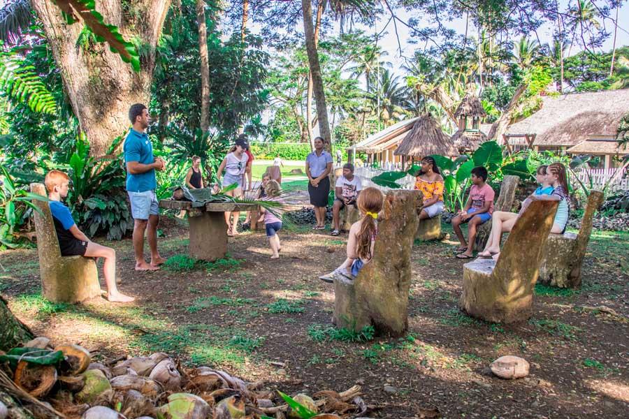 the jungle kids club at koro sun resort in fiji