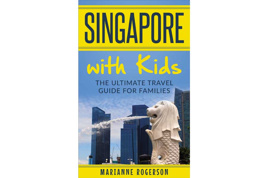 singapore with kids book cover