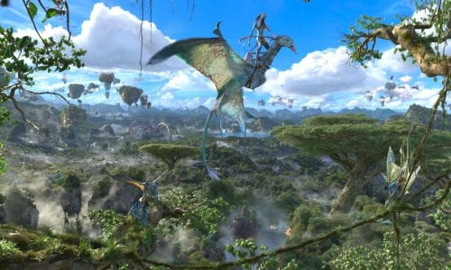 Avatar Flight of Passage Scene B