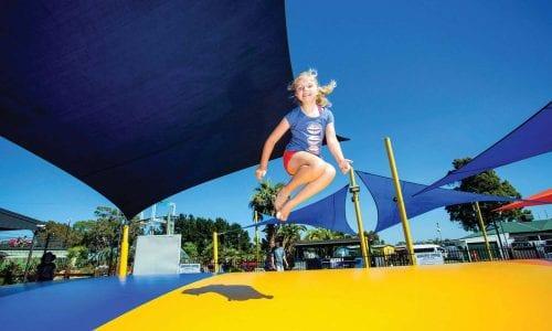 BIG4 Traralgon Holiday Park in Victoria