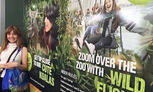 Bella at Wild Life Zoo