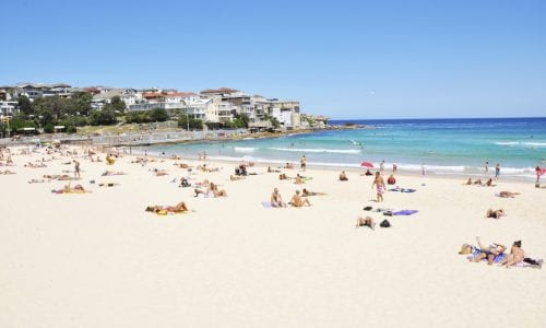Bondi Beach CREDIT iStock