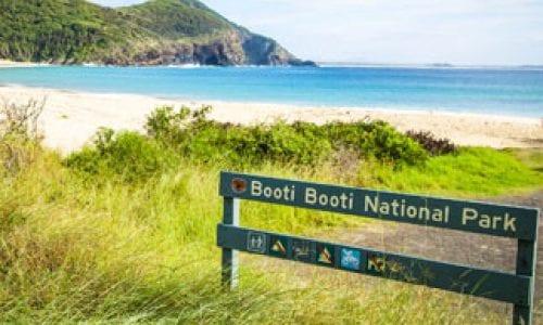 Booti Booti National Park OAWK tile