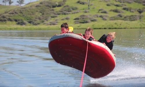 Chifley Dam action 2 Credit Bathurst Tourism