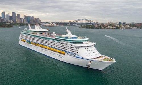 Explorer Arrival Sydney 2015