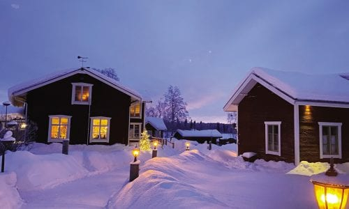 FEATURE 3pm at Lapland Guesthouse