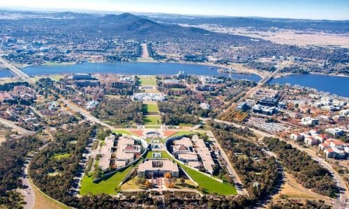 FEATURE canberra in 48 hours