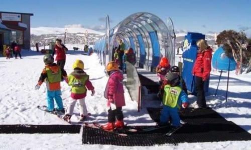 Falls Ski School
