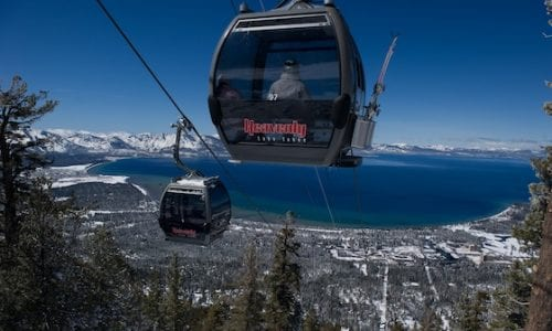Heavenly gondola 560