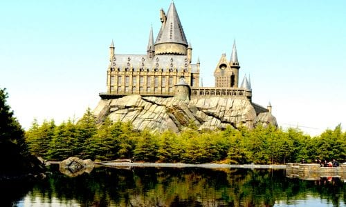 Hogwarts Exploring the Wizarding World of Harry Potter at Universal Studios Japan