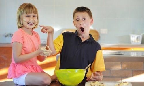 Kids in the Kitchen 560