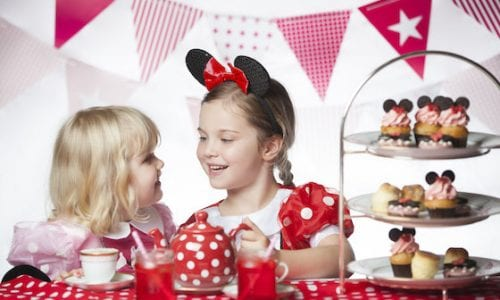 Minnie Mouse comes to The Langham Melbourne