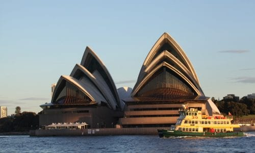 Opera House Sydney 1