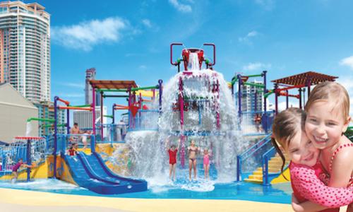 Paradise Resort Gold Coast Waterpark