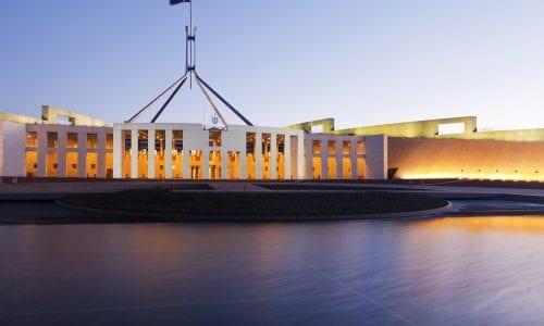 Parliament House CREDIT iStock