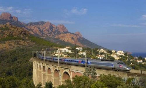 Rail Europe train 560