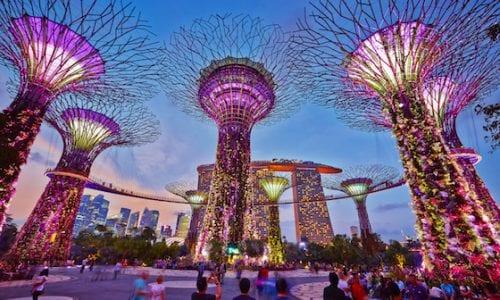 SEVEN Gacredit Singapore Tourism