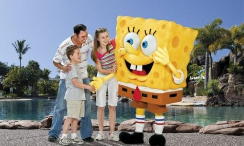 Sea World Sponge Bob redux
