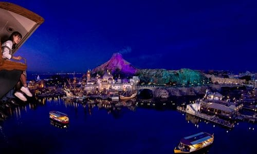 Tokyo DisneySea Unveils Soaring Fantastic Flight over DisneySea 1