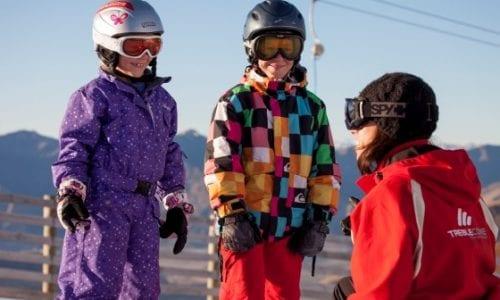 Treble Cone Kids Snow Sports School